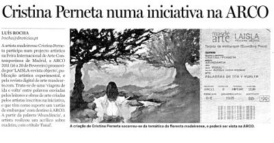 Diário de Notícias da Madeira, 17 Fevereiro 2011