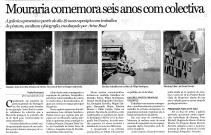 Mouraria comemora seis anos com colectiva | Diário de Notícias da Madeira, 12, Abril, 2007
