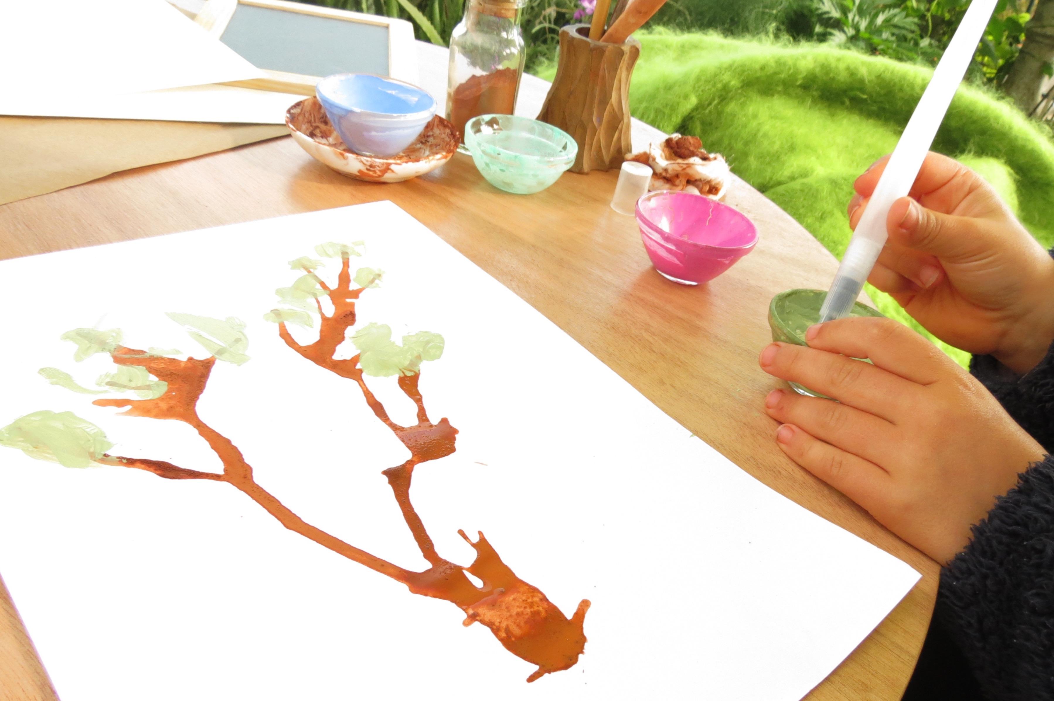 Atelier Sente a Natureza