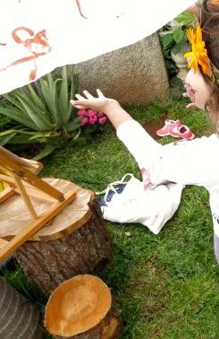Brincar com o vento - Atelier Sente a Natureza - Cristina Perneta
