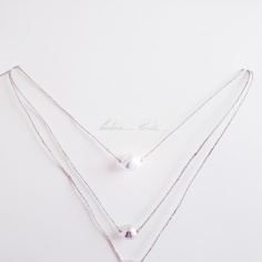 Necklace - Iris Iridesdent
