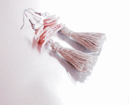 Earrings - Shells | Sold