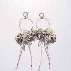 Earrings - Forest
