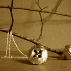 Eucalyptus - Necklace   Sold