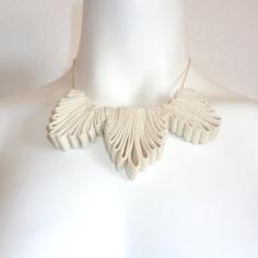 Necklace - Sabugueiro   Sold